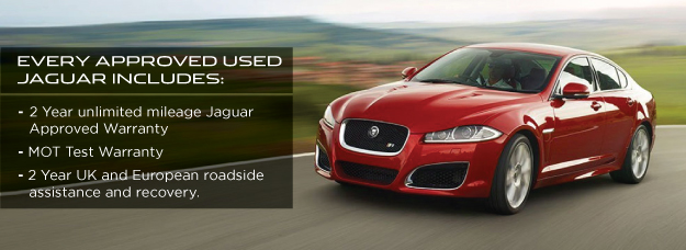 Jaguar Approved Used Customer Promise