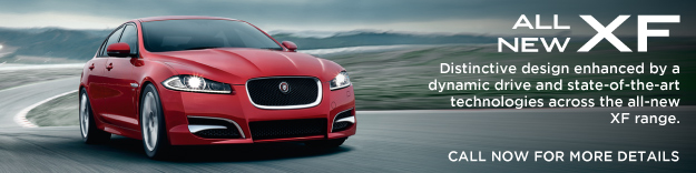 All New Jaguar XF