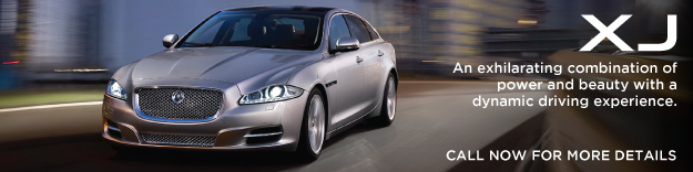 All New Jaguar XJ