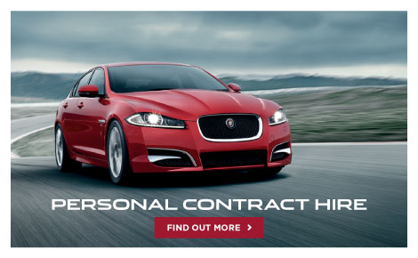 Jaguar Personal Contract Hire