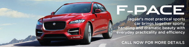 Jaguar F-Pace Contract Hire