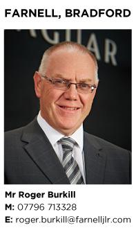 Roger Burkill - Farnell Bradford