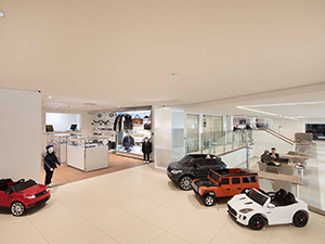 Farnell Leeds Dealership