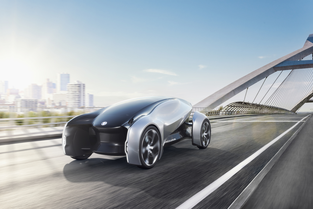 FUTURE-TYPE CONCEPT: JAGUAR'S VISION FOR 2040 AND BEYOND
