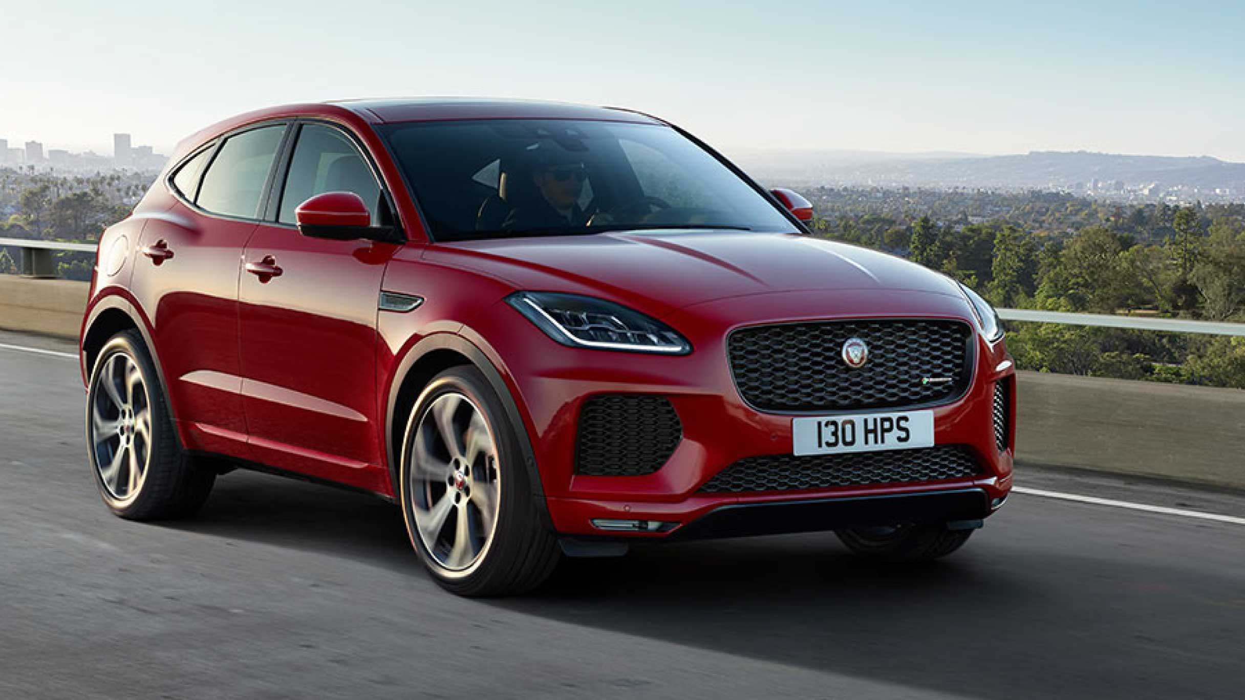 In the Spotlight: Jaguar E-PACE