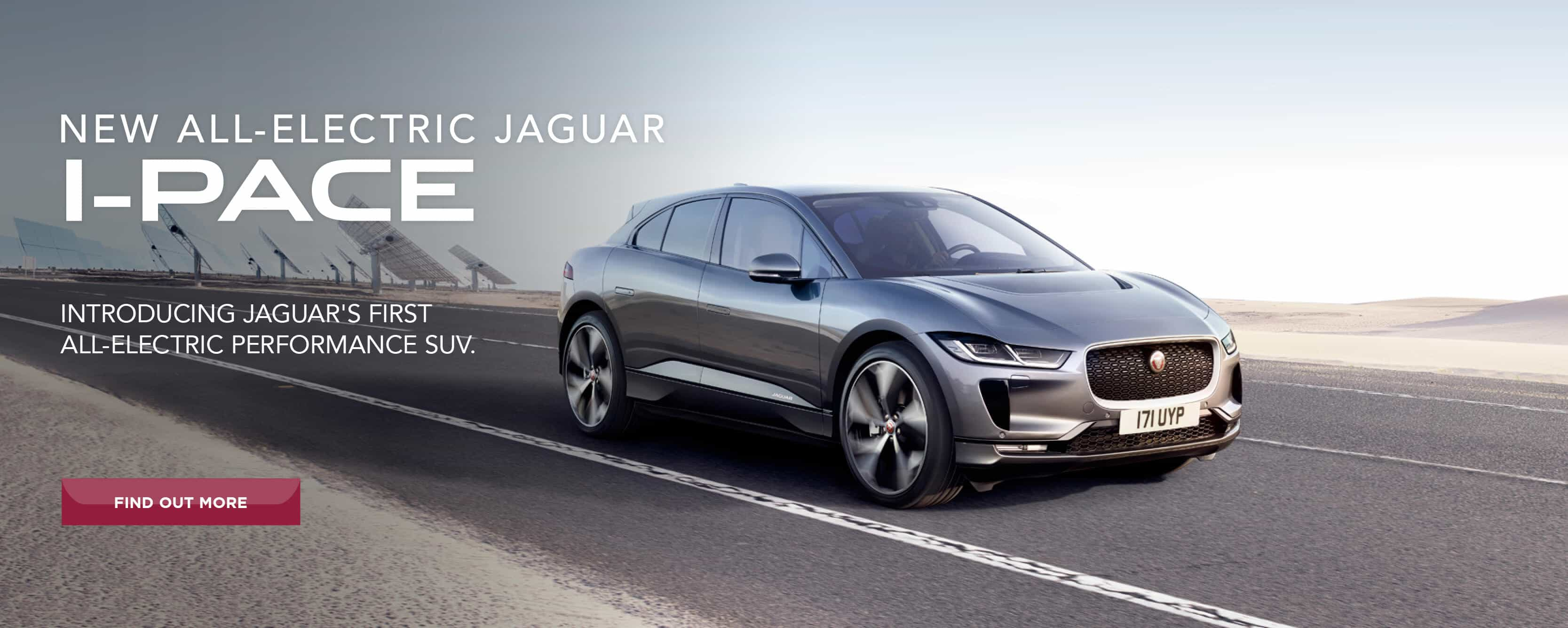 All New Jaguar I-Pace