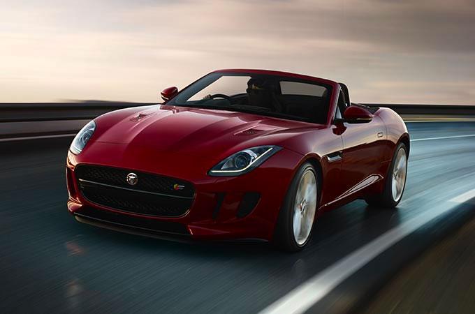 Jaguar Body Repairs