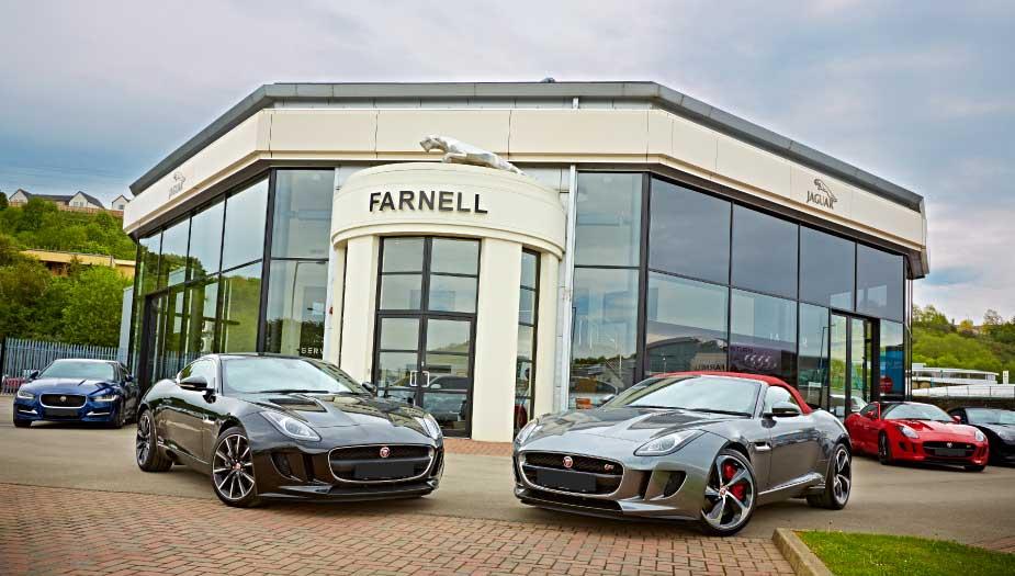 Jaguar Bradford
