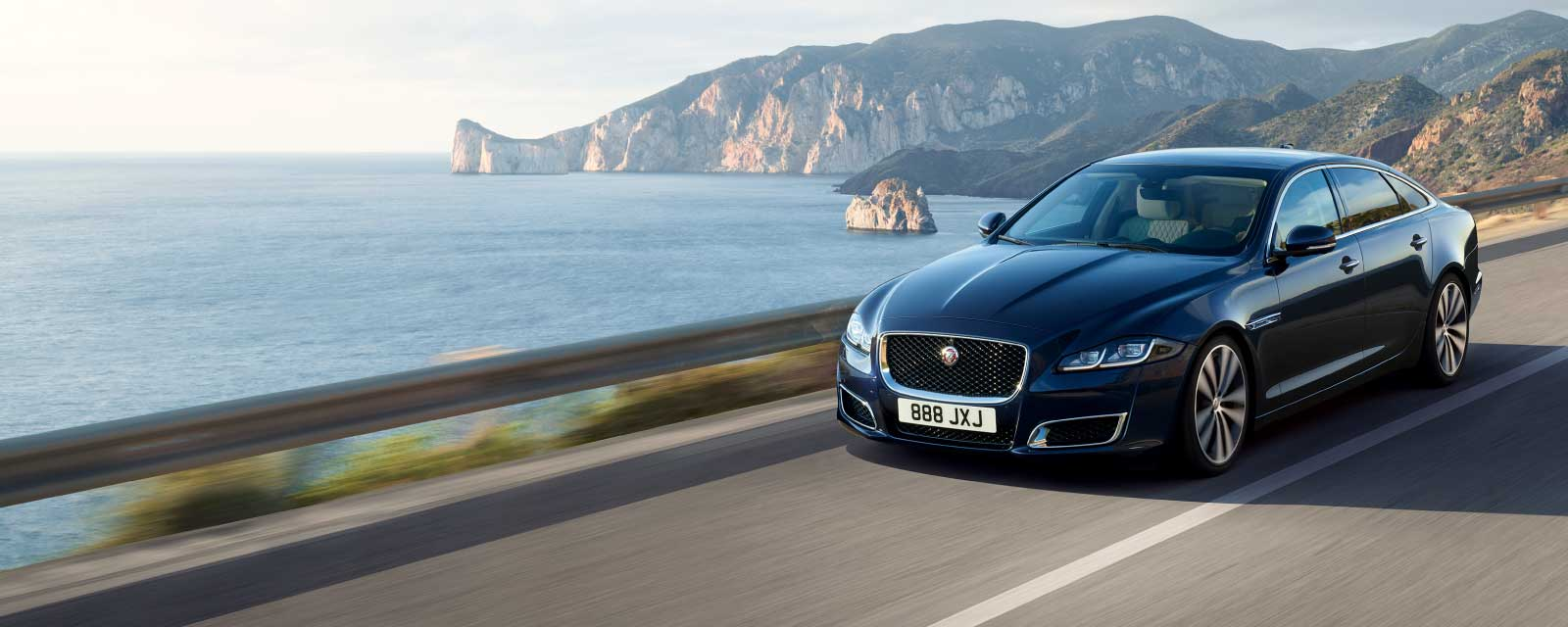 Jaguar XJ Business Contract Hire Offer