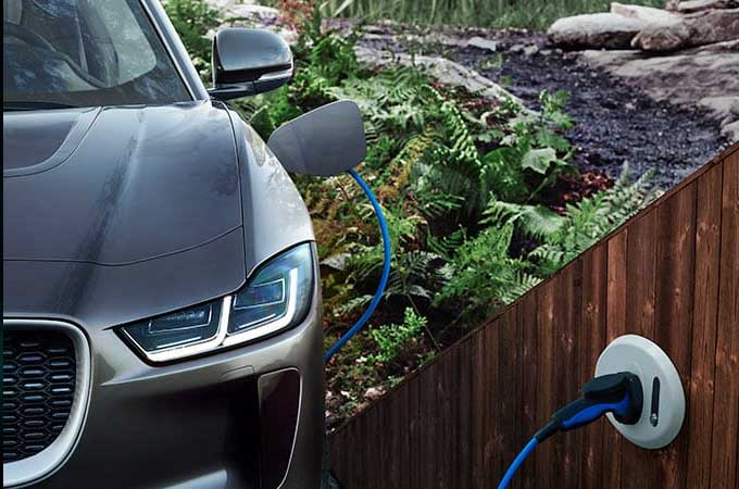 New Jaguar Electric Vehicles