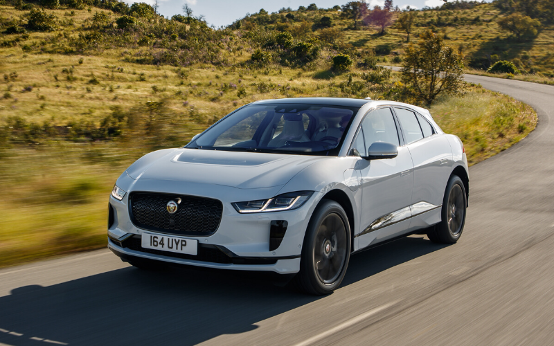 Jaguar Extends The EV Range Even Further On The Award-Winning I-PACE