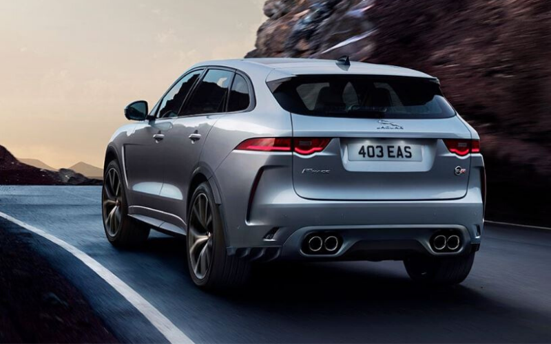 Jaguar's Tip To Avoid The Latest Road Tax Increase