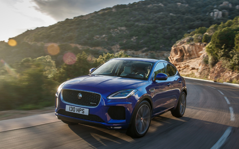 Why The Jaguar E-PACE Makes The Perfect Family Car