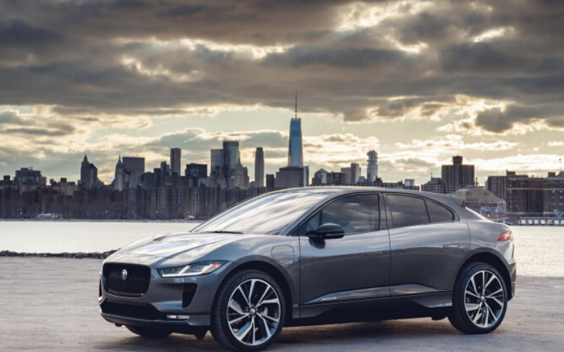 Jaguar Updates I-Pace With Faster Charging And Enhanced Infotainment