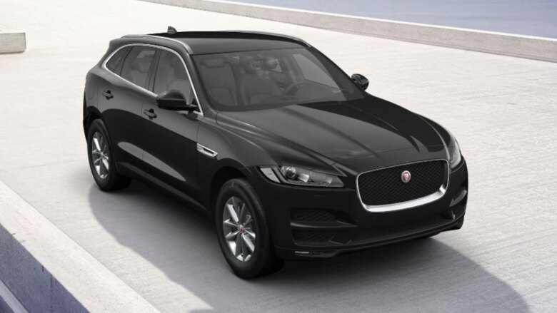 New Jaguar F Pace 2 0d 180 Chequered Flag 5dr Auto Awd Diesel