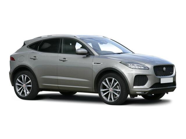 Jaguar E-Pace 2.0 [200] R-Dynamic 5dr Auto Petrol Estate