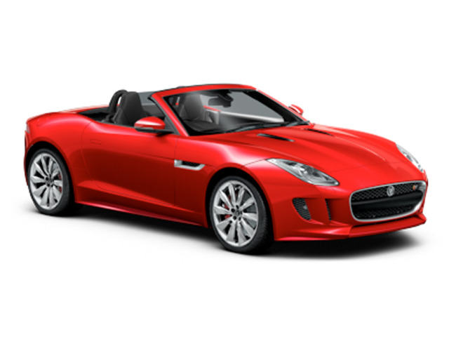 Jaguar F Type 3.0 Supercharged V6 2Dr Petrol Convertible