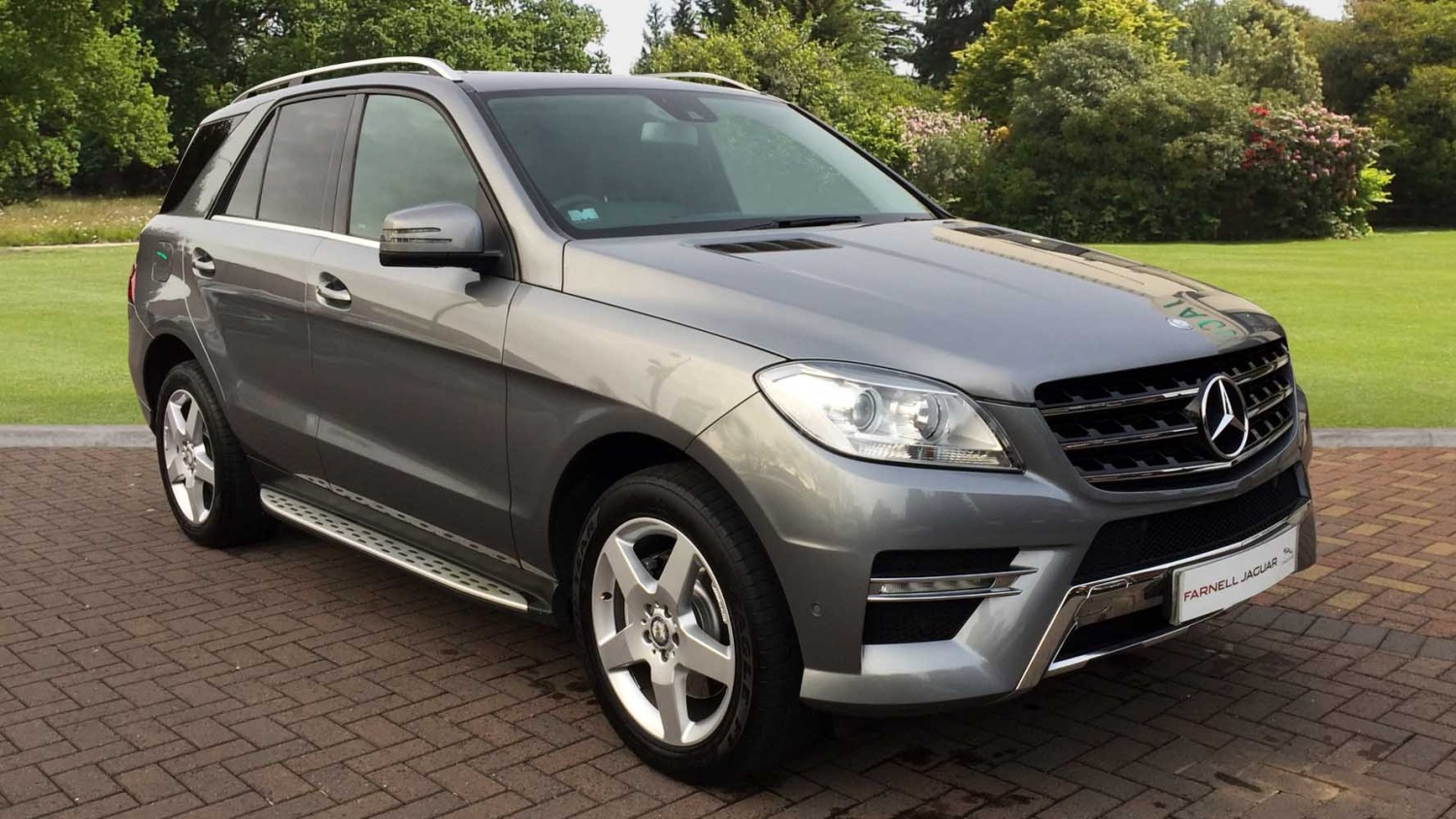 Used mercedes benz m class ml350 cdi bluetec sport 5dr for Used mercedes benz station wagons for sale