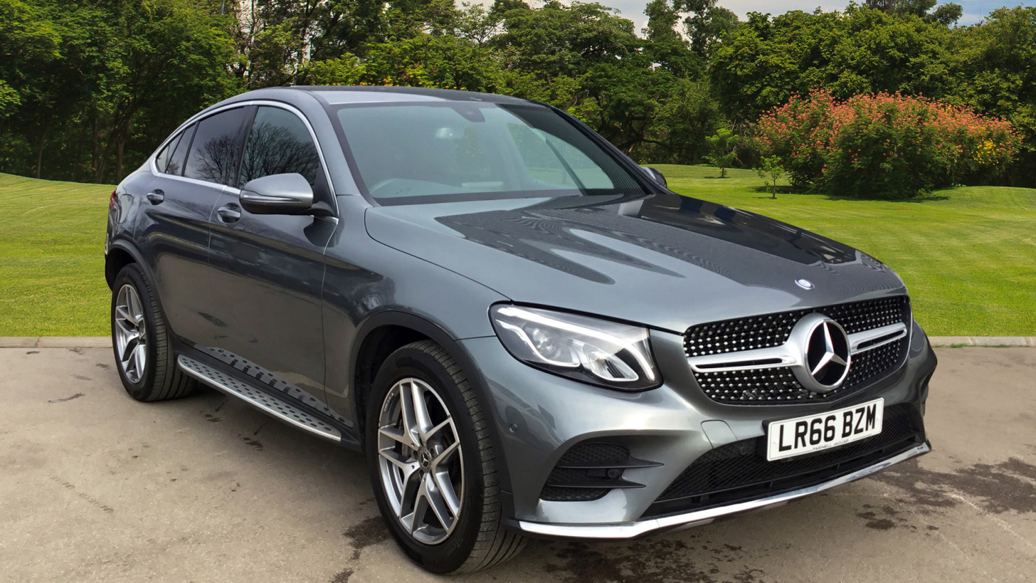 used mercedes benz glc coupe glc 220d 4matic amg line 5dr 9g tronic diesel estate for sale. Black Bedroom Furniture Sets. Home Design Ideas