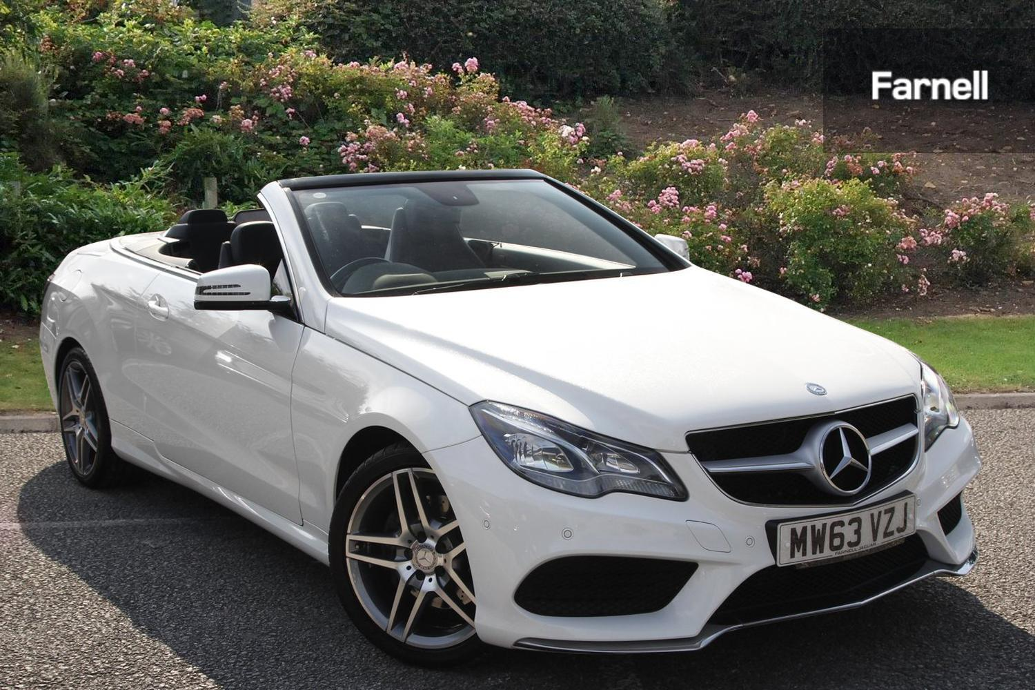 used mercedes benz e class e350 cdi bluetec amg sport 2dr 7g tronic diesel cabriolet for sale. Black Bedroom Furniture Sets. Home Design Ideas