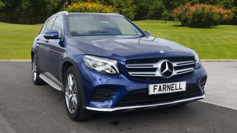 Mercedes-Benz GLC 220d 4Matic AMG Line Prem Plus 5dr 9G-Tronic Diesel Estate