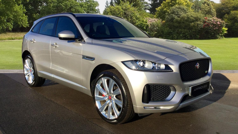 used jaguar f pace 3 0 supercharged v6 s 5dr auto awd petrol estate for sale farnell jaguar. Black Bedroom Furniture Sets. Home Design Ideas
