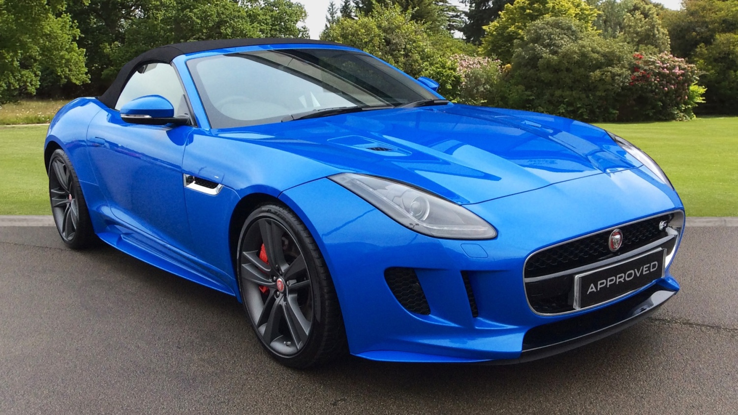 used jaguar f type 3 0 s c v6 british design edition 2dr auto awd petrol convertible for sale. Black Bedroom Furniture Sets. Home Design Ideas