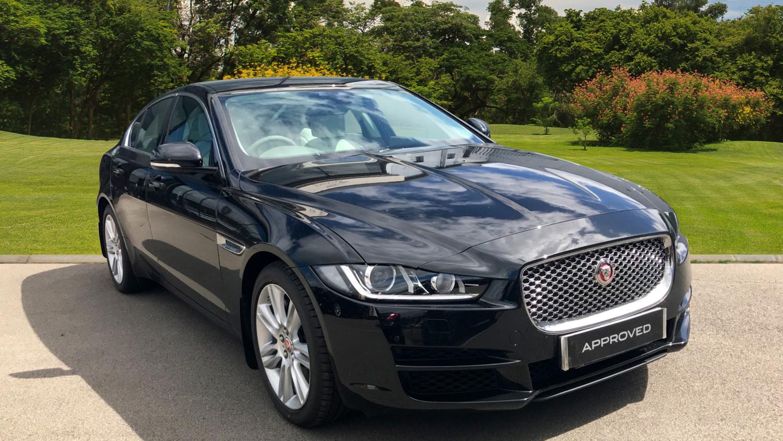 used jaguar xe 2 0 250 portfolio 4dr auto petrol saloon for sale farnell jaguar. Black Bedroom Furniture Sets. Home Design Ideas