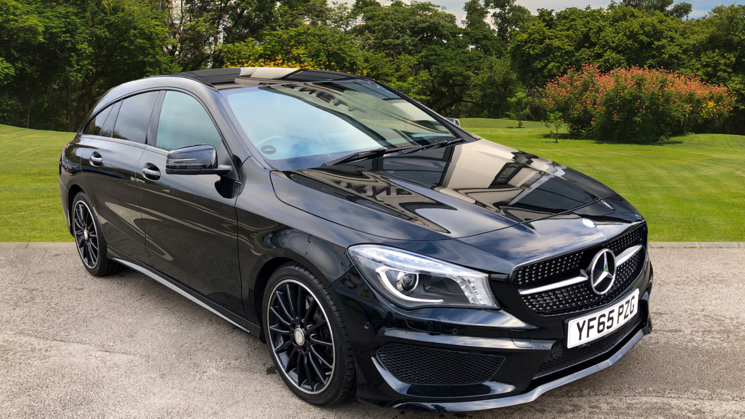 Used mercedes benz cla cla 220d amg sport 5dr tip auto for Cla mercedes benz for sale