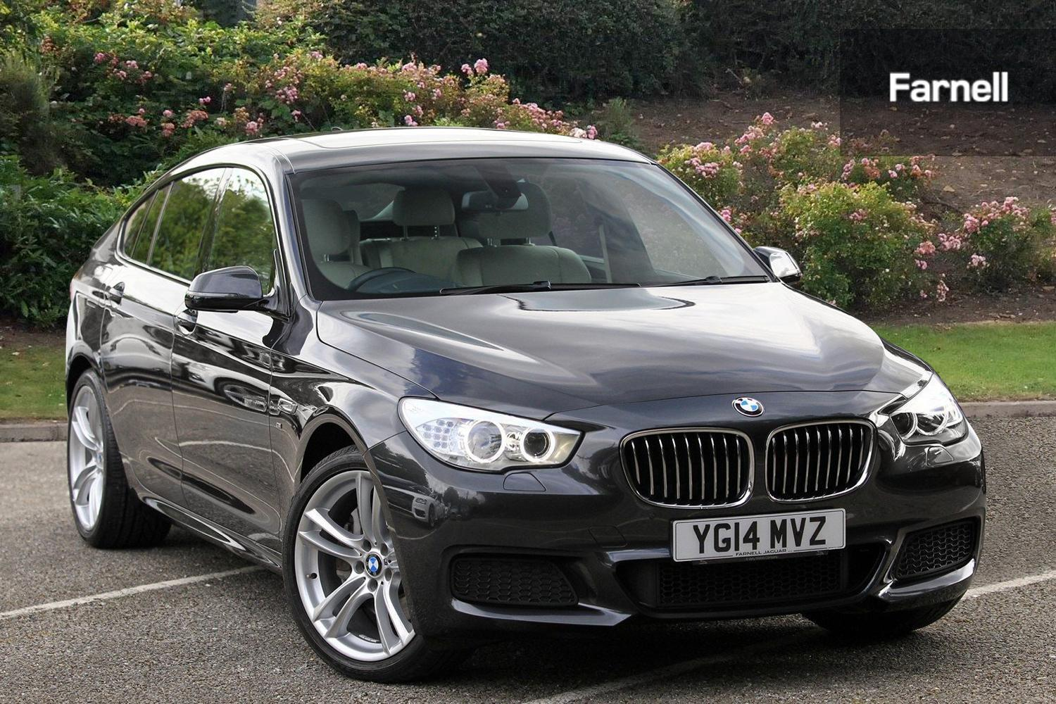 used bmw 5 series 520d m sport 5dr step auto euro 5. Black Bedroom Furniture Sets. Home Design Ideas