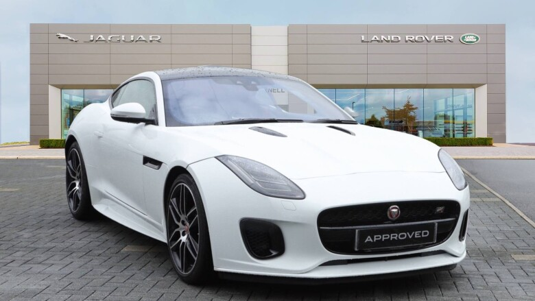 Jaguar F-Type 3.0 Supercharged V6 Chequered Flag 2dr Auto Petrol Coupe
