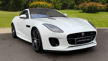 Jaguar F-Type 2.0 Chequered Flag 2dr Auto Petrol Coupe