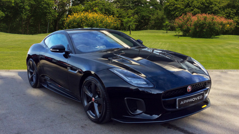 Jaguar F-Type 3.0 [380] Supercharged V6 R-Dynamic 2dr Auto Petrol Coupe