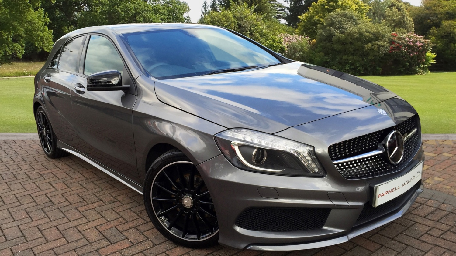 Used Mercedes Benz A Class A200 Cdi Amg Night Edition 5dr