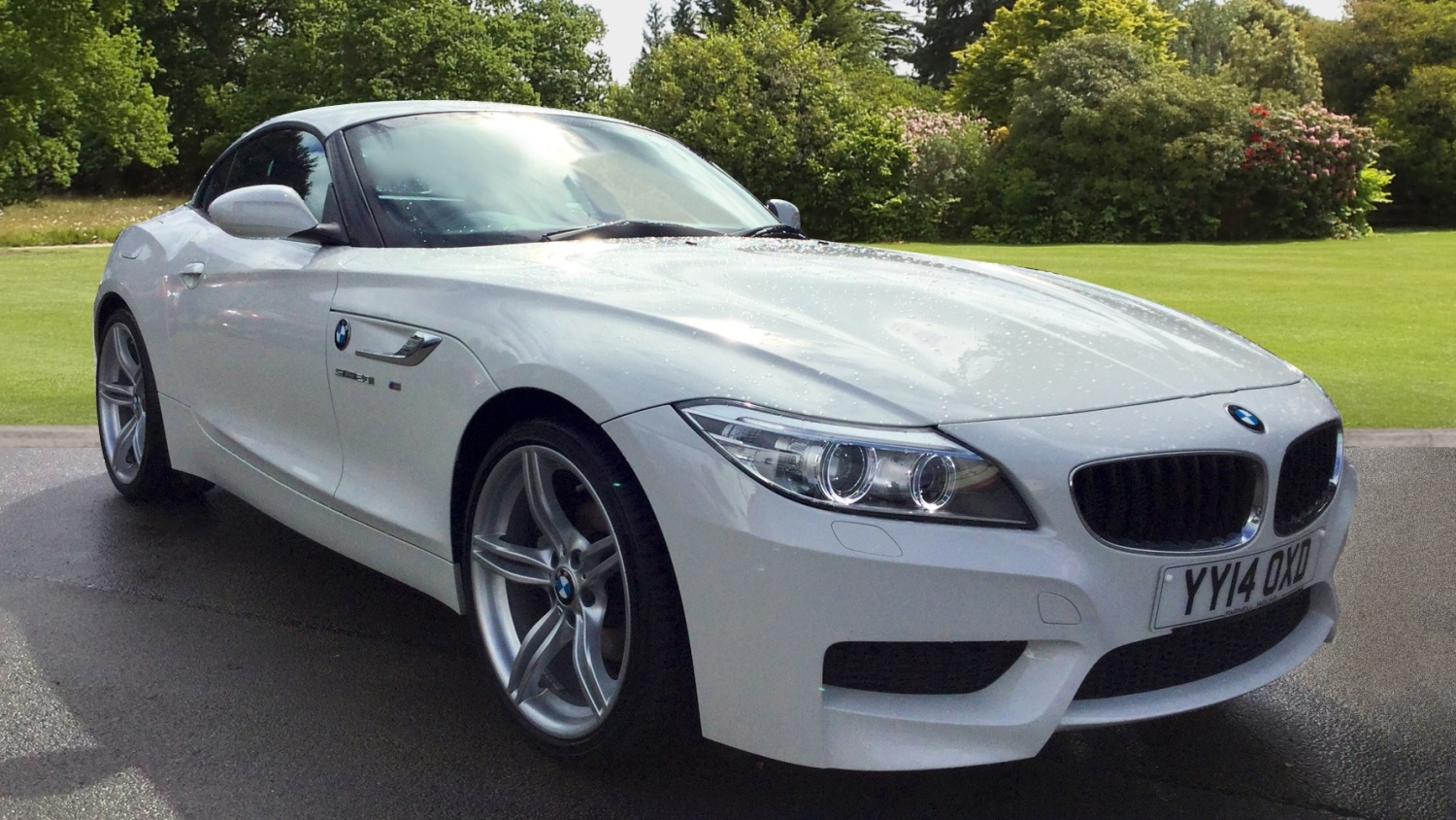 Used Bmw Z4 20i Sdrive M Sport 2dr Petrol Roadster For