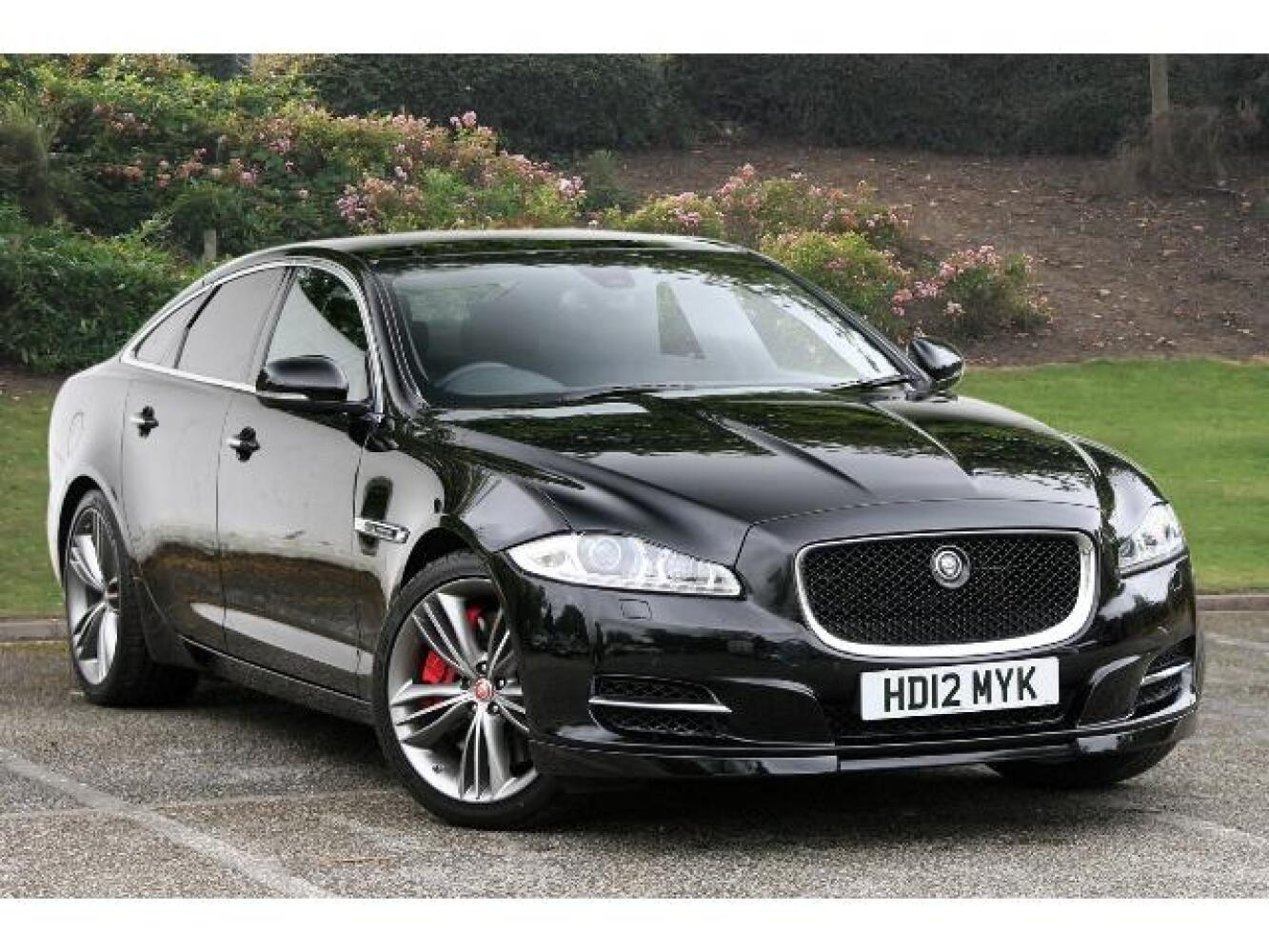 used jaguar xj 5 0 v8 supercharged supersport 4dr auto 8. Black Bedroom Furniture Sets. Home Design Ideas