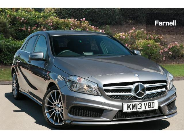 used mercedes benz a class a220 cdi blueefficiency amg sport 5dr auto diesel hatchback for sale. Black Bedroom Furniture Sets. Home Design Ideas