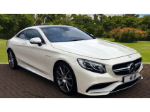 Mercedes-AMG S-Class S63 2Dr Auto Petrol Coupe