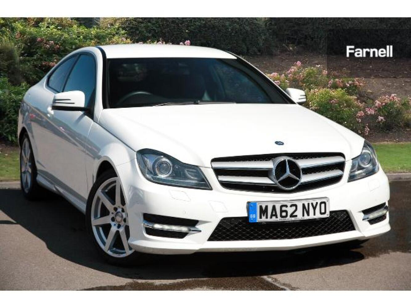 Used mercedes benz c class c250 cdi blueefficiency amg for Mercedes benz diesel used
