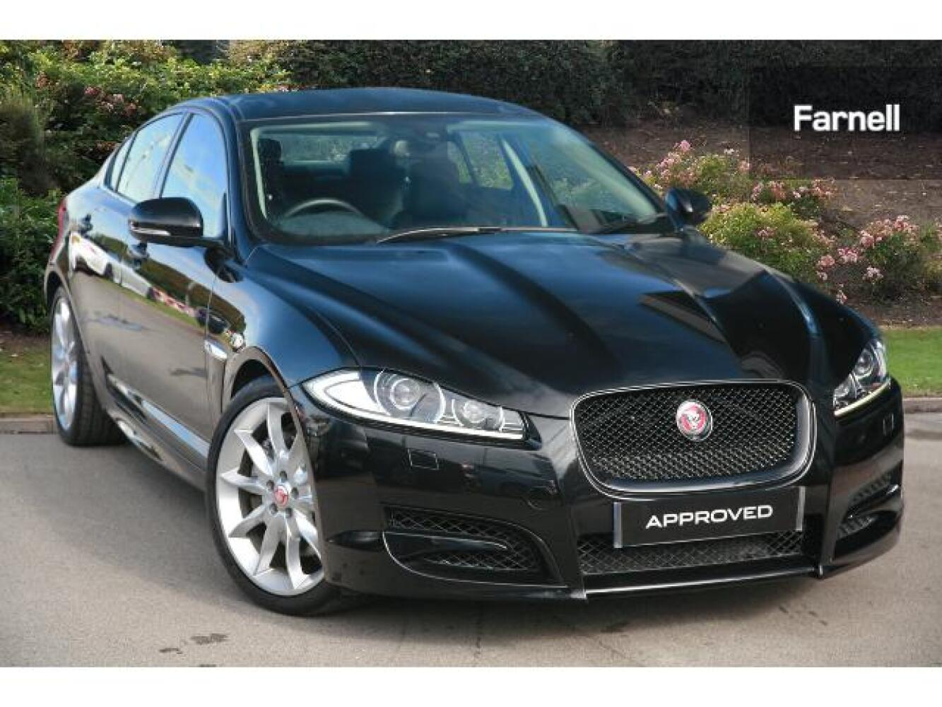 used jaguar xf 3 0d v6 s premium luxury 4dr auto start stop diesel saloon for sale farnell. Black Bedroom Furniture Sets. Home Design Ideas