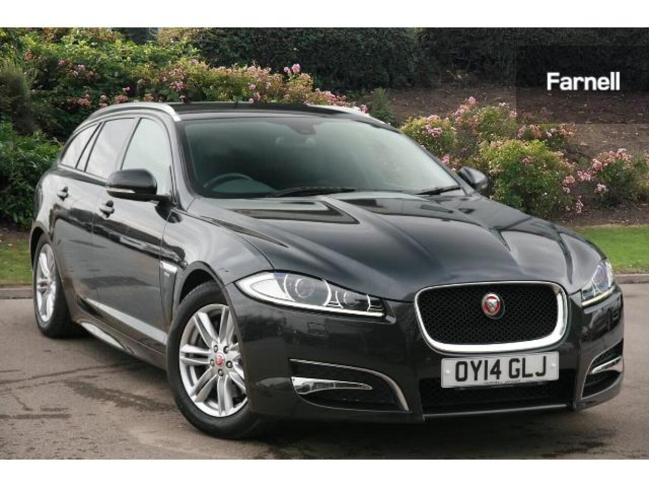 used jaguar xf 2 2d 163 r sport 5dr auto diesel estate. Black Bedroom Furniture Sets. Home Design Ideas