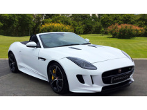 Jaguar F-Type 5.0 Supercharged V8 R 2Dr Auto Petrol Convertible