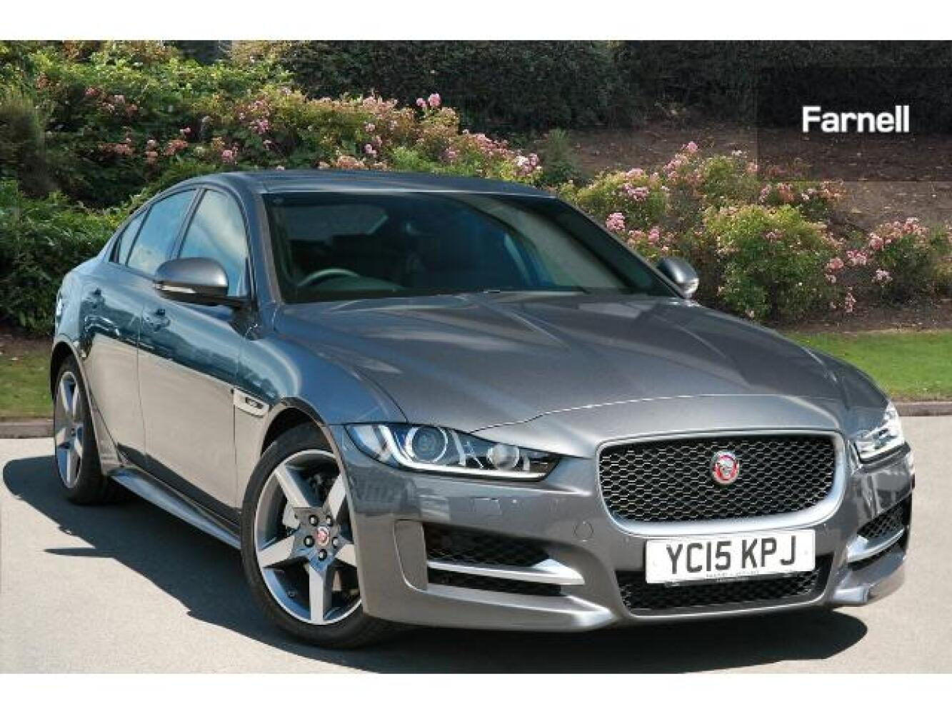 used jaguar xe 2 0 240 r sport 4dr auto petrol saloon for sale farnell jaguar. Black Bedroom Furniture Sets. Home Design Ideas
