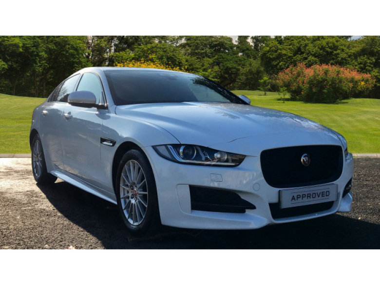 Used Jaguar XE 2 0d R-Sport 4dr Auto Diesel Saloon for Sale