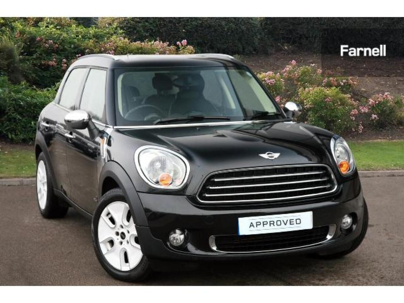 used mini countryman 2 0 cooper d all4 5dr auto diesel hatchback for sale farnell jaguar. Black Bedroom Furniture Sets. Home Design Ideas
