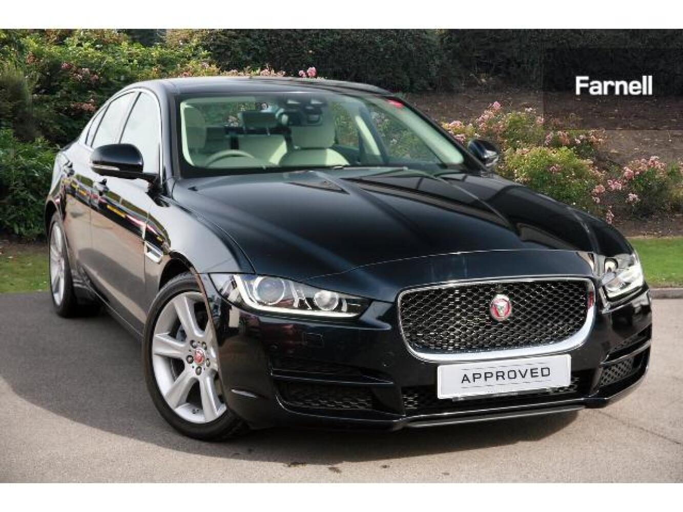 used jaguar xe 20d 180 portfolio 4dr auto diesel saloon